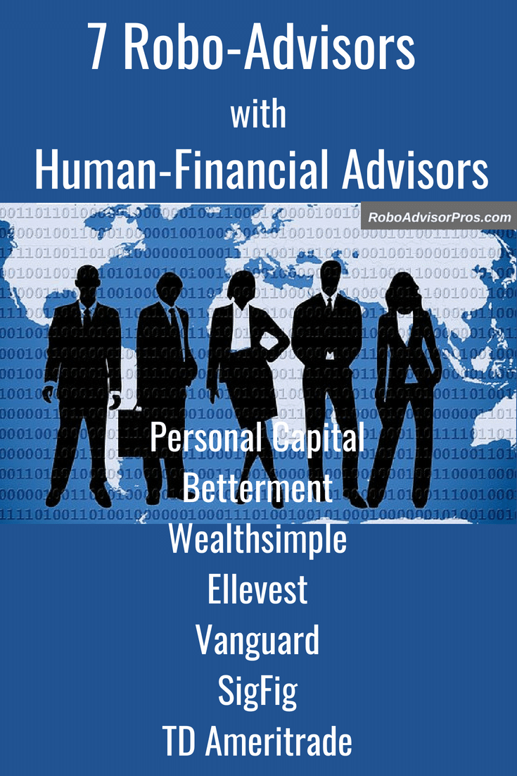 7 Robo-Advisors With Human Touch – Digital Investment Advice + Live Advisors