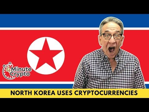 North Korea Uses Bitcoin and Crypto To Get Around Sanctions