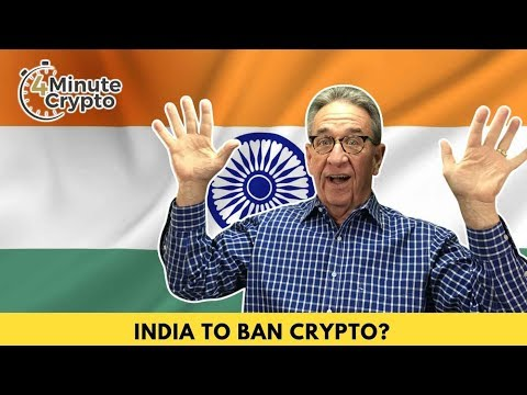 India is Considering a Ban on the Use of Crypto