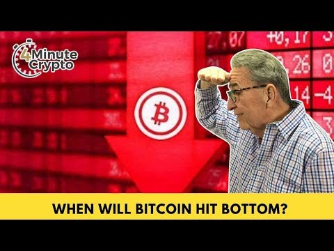 When Will The Crypto Markets and Bitcoin Hit Bottom?