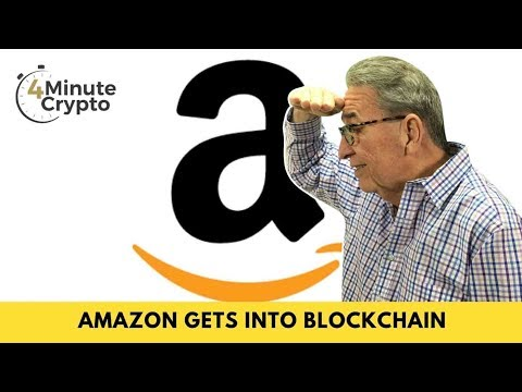 Amazon Gets Into Blockchain