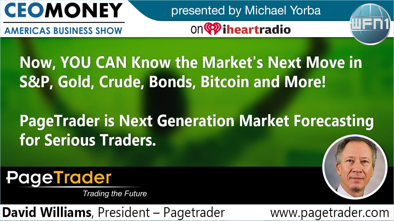 Markets to Watch with David Williams of Pagetrader