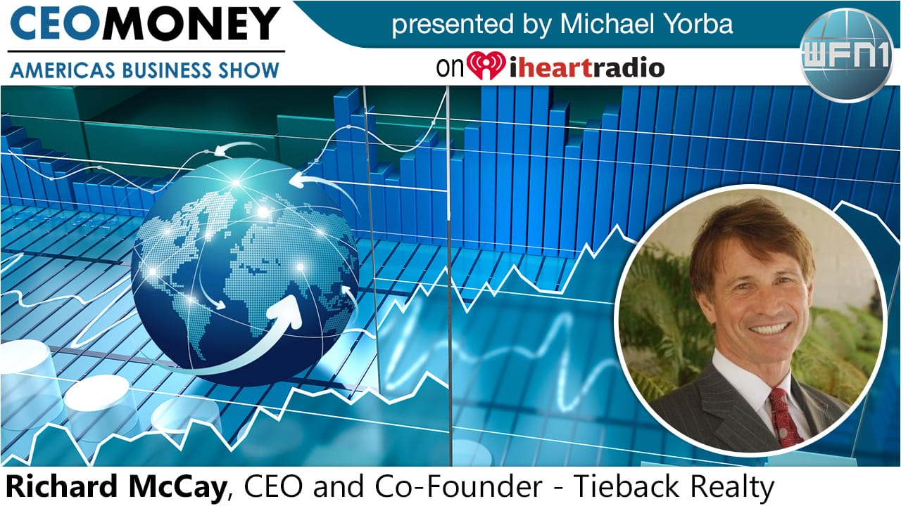 Richard McCay from Tieback Realty on CEO Money
