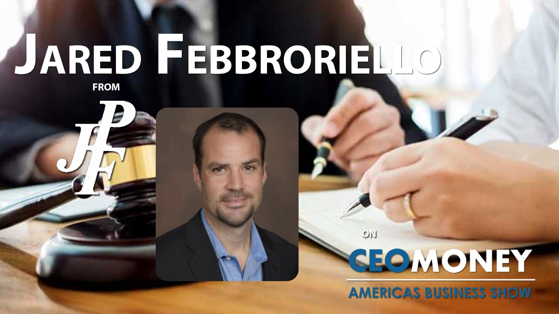 Jared Febbroriello from JPF Securities talks the changes in ITAR affecting defense industry firms