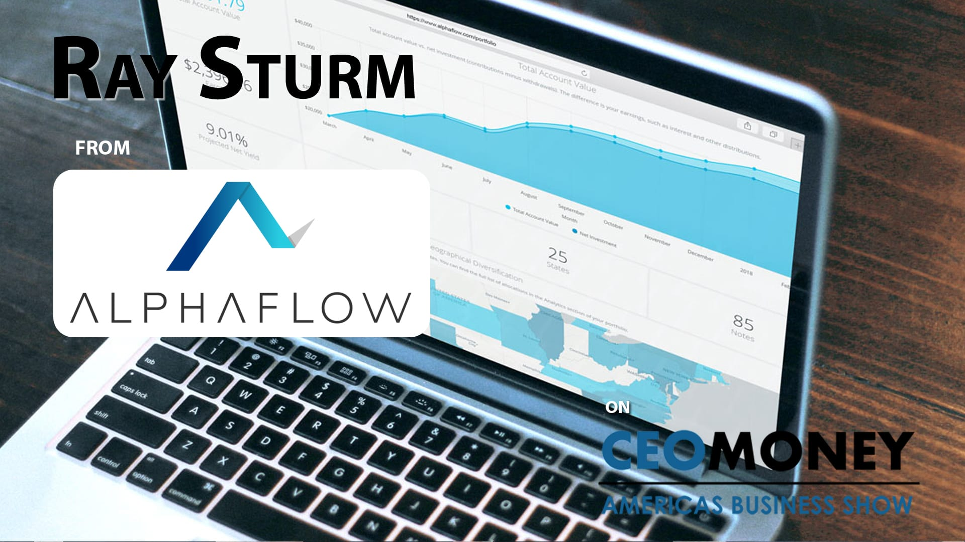 Ray Sturm on how AlphaFlow is using fintech to open up real estate investing