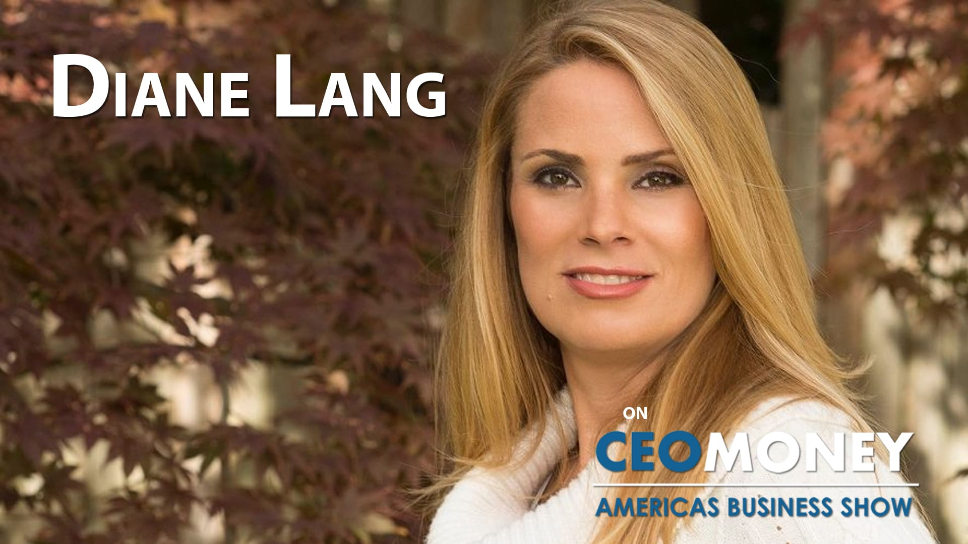 Diane Lang talks turning setbacks into advantages to help grow