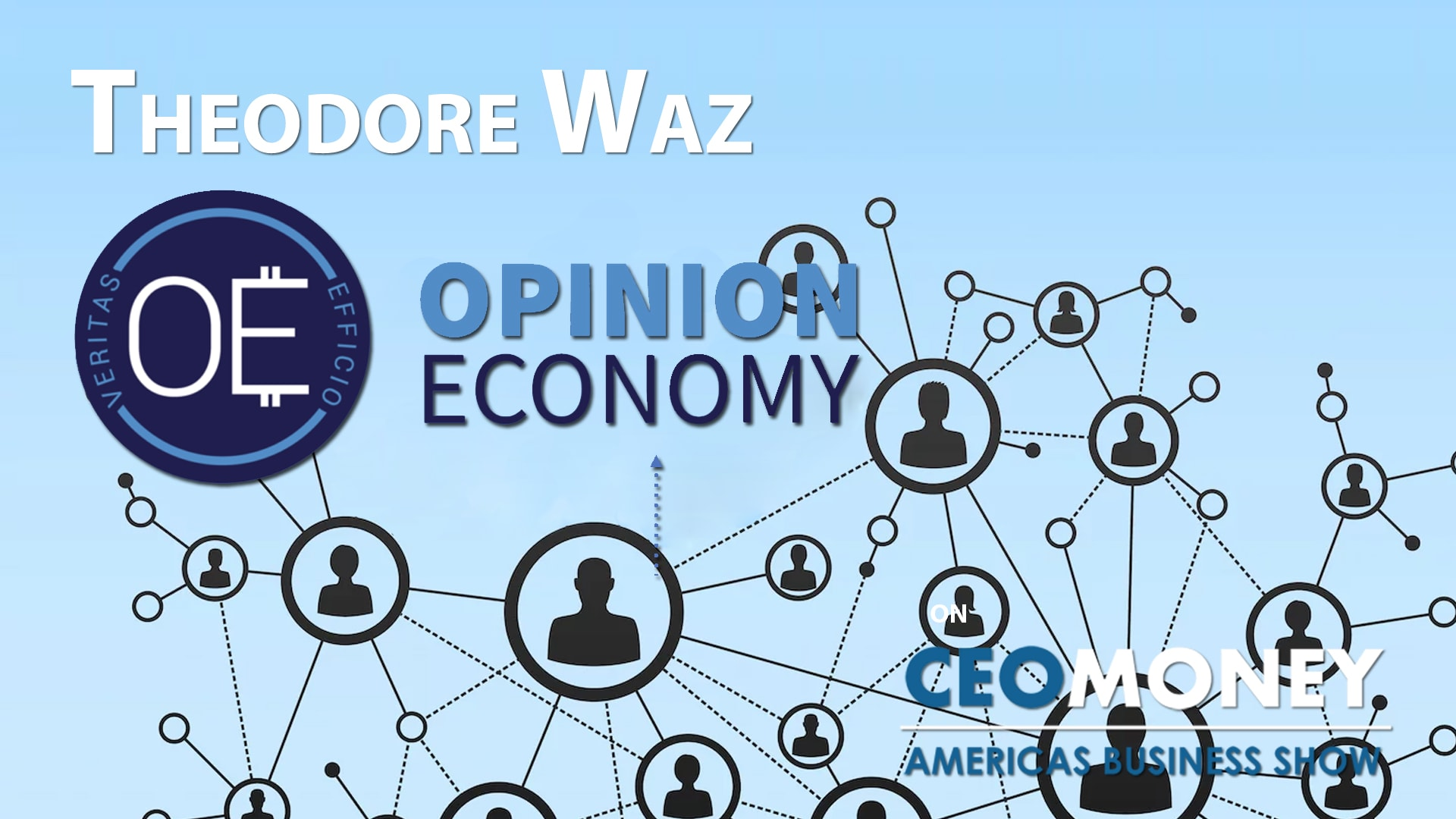 Ted Waz on how the Opinion Economy is using blockchain tech to create a consumer data economy