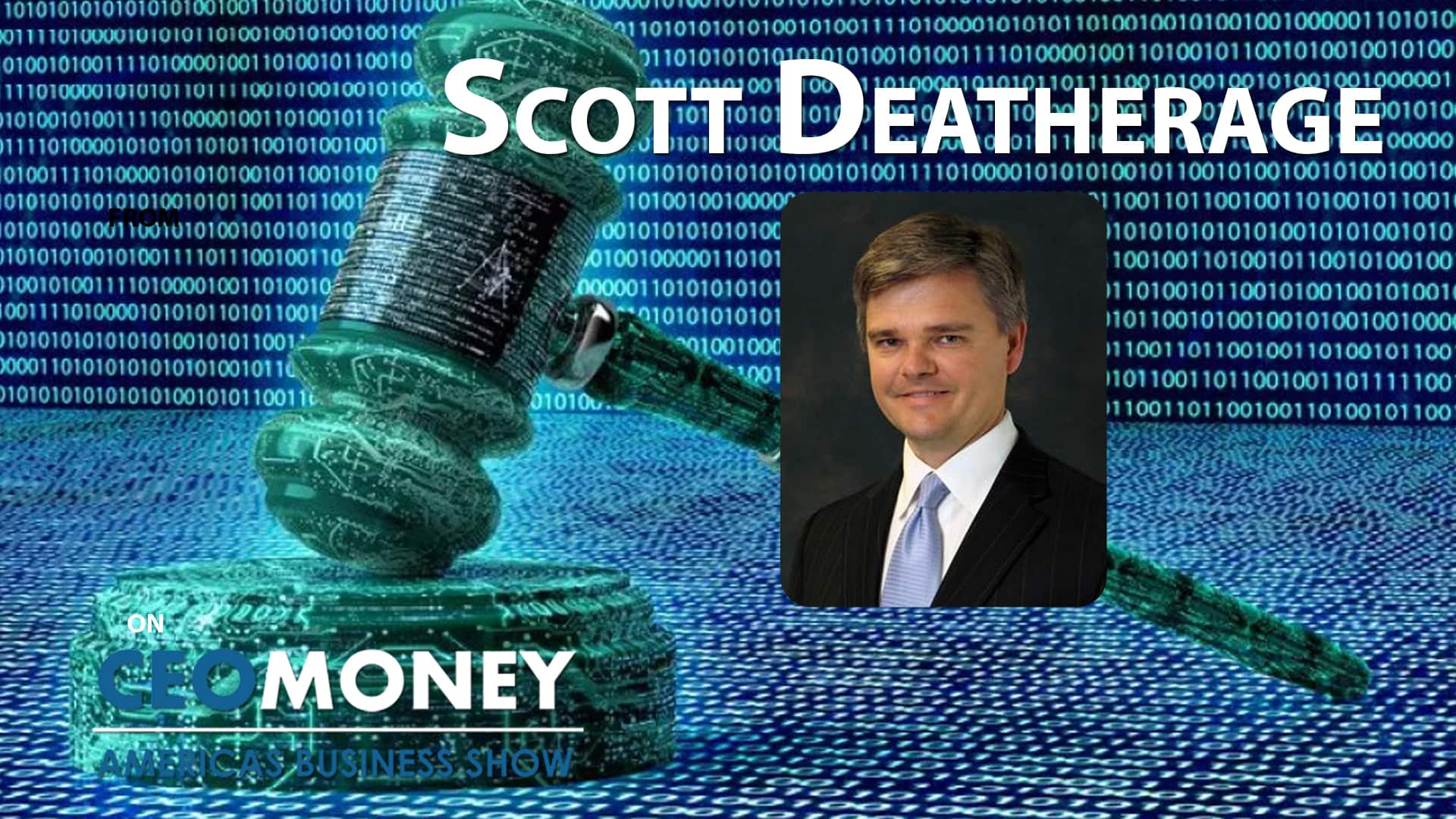 Blockchain advisor Scott Deatherage on how smart contracts may affect the oil and gas industry