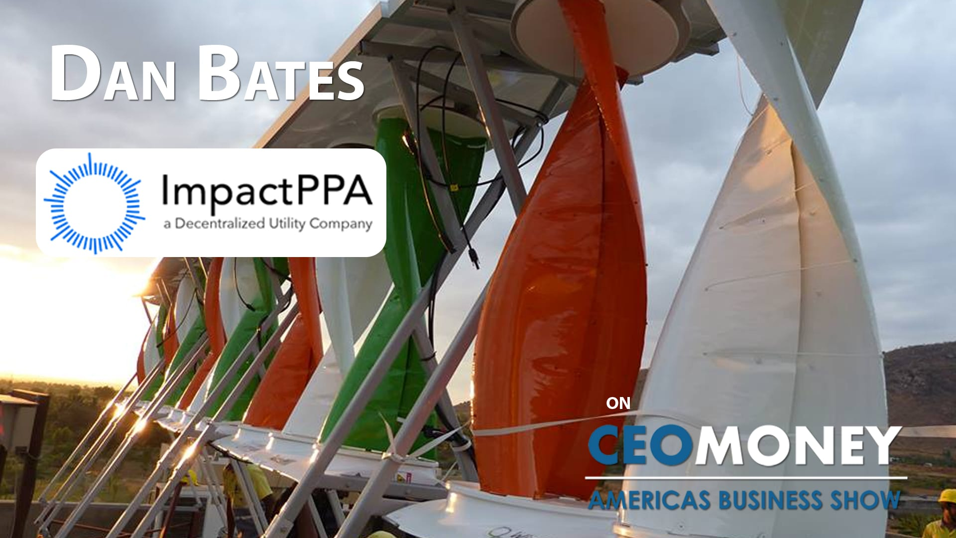 ImpactPPA is using blockchain to bring renewable energy solutions to emerging markets in 35 countries