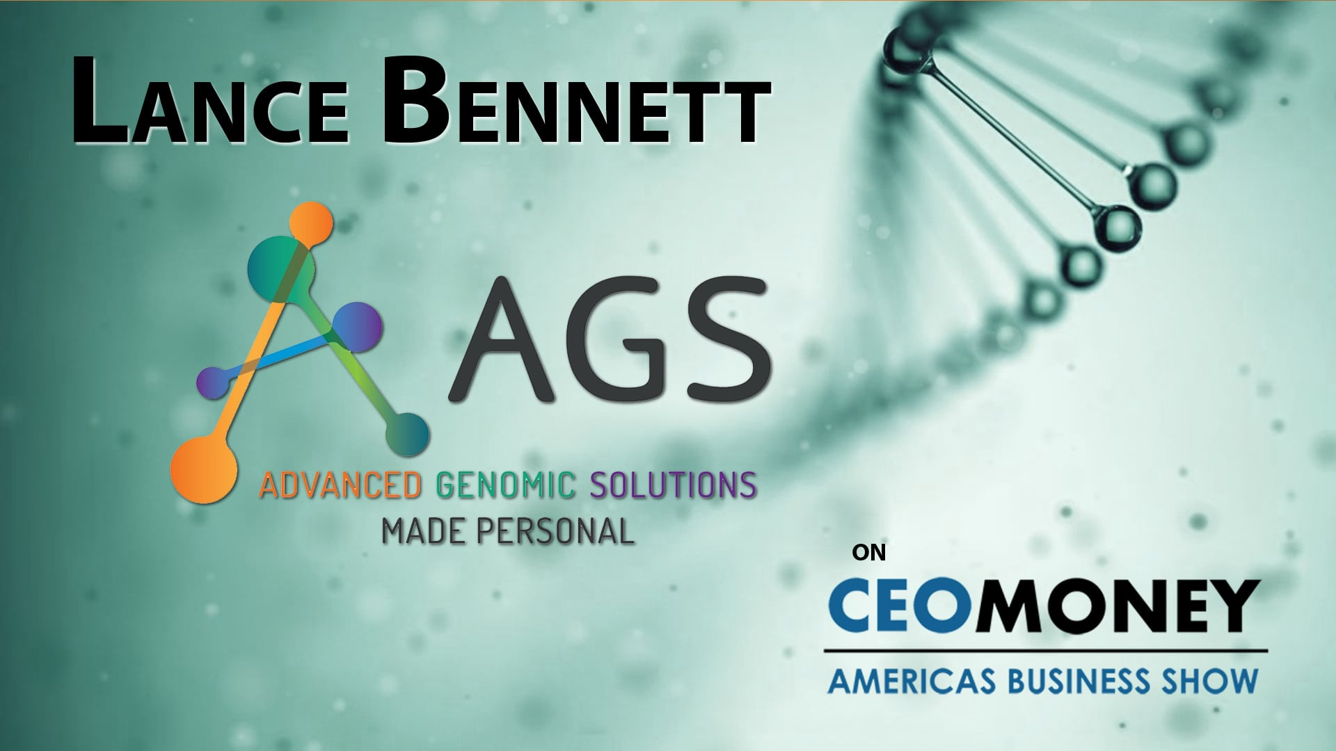 Advanced Genomic Solutions offers DNA tests to empower people in optimizing health and medicine