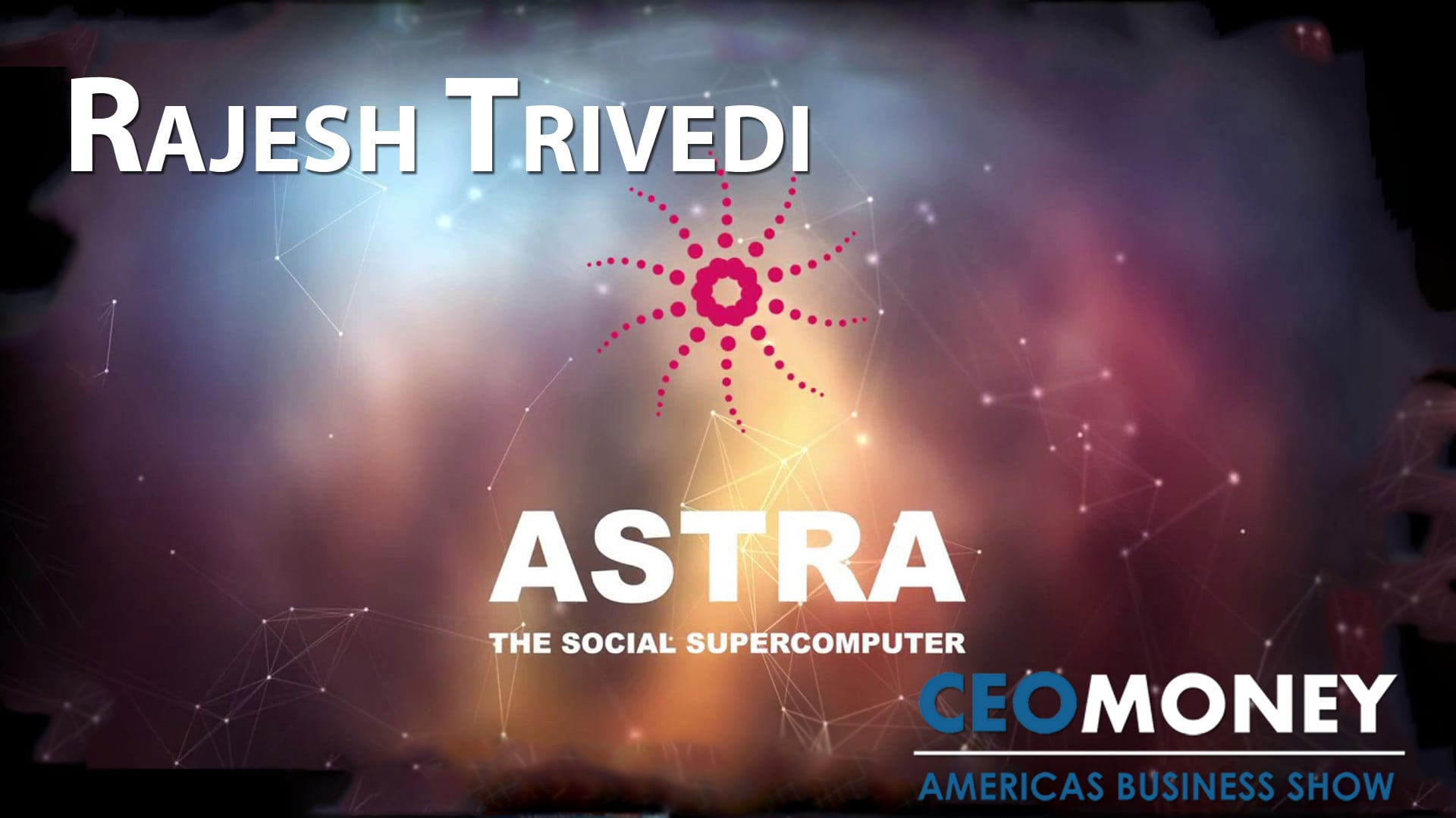 Rajesh Trivedi is buiding a blockchain social supercomputer to drive scientific discovery