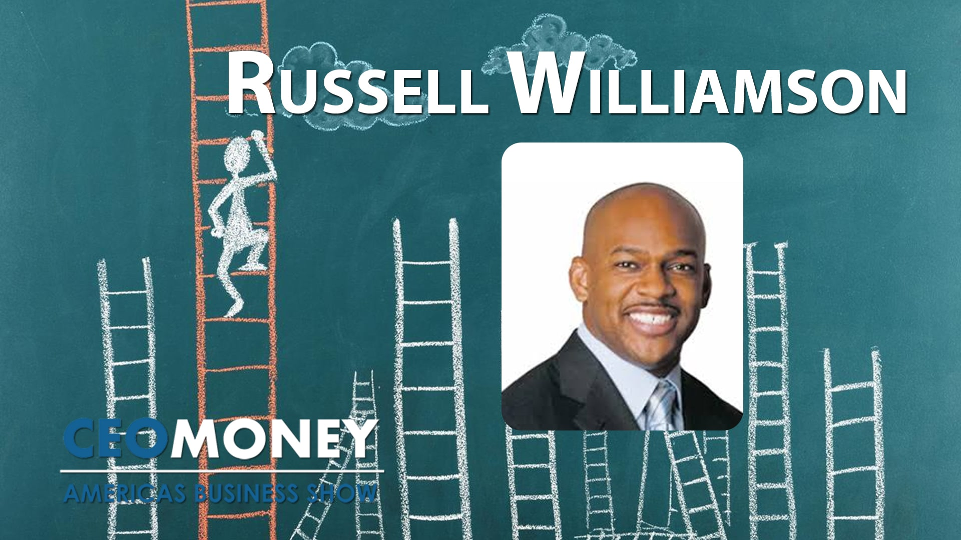 Russell Williamson tells his story of success through integrity, results, and excellence