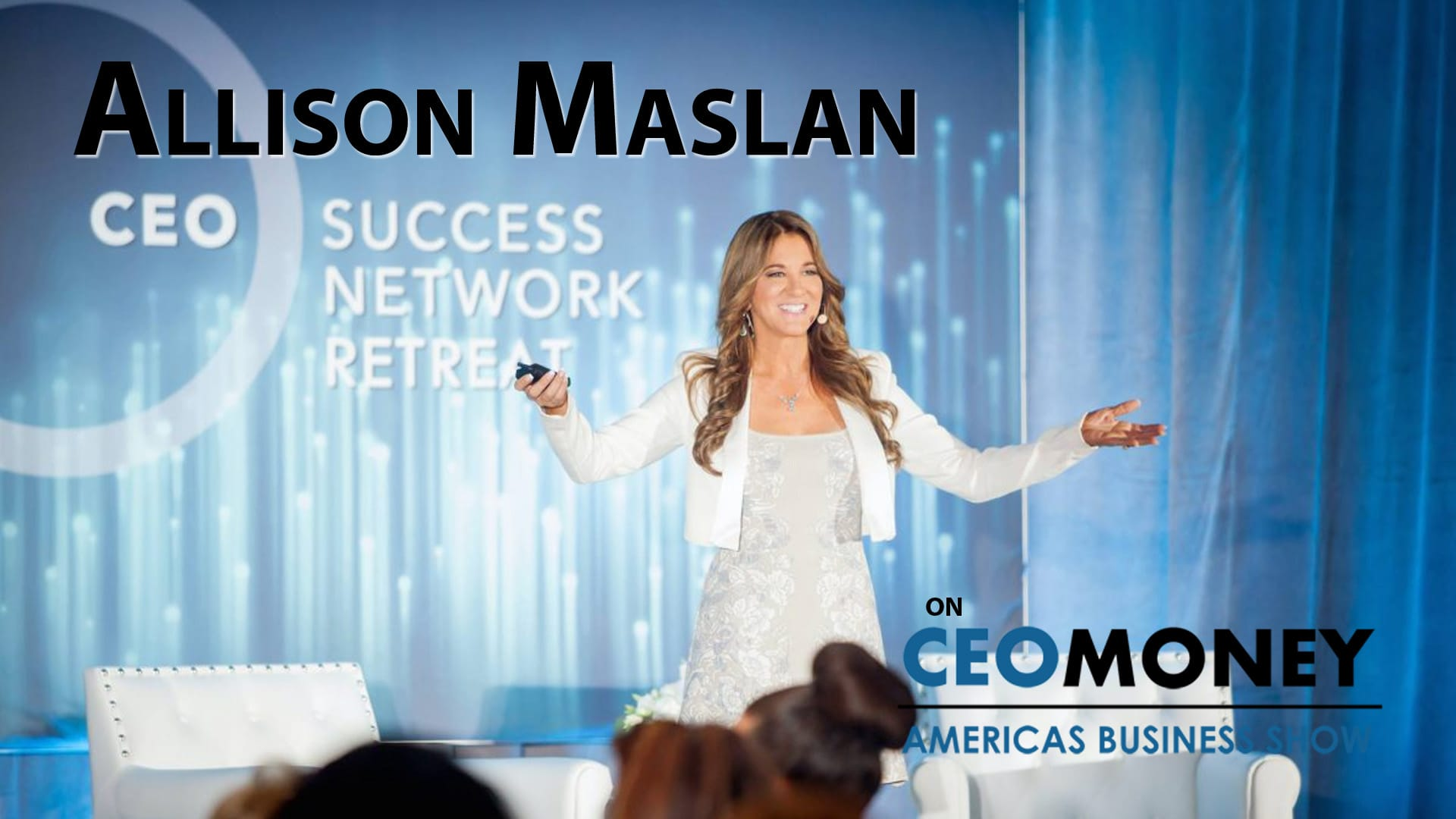 Allison Maslan has a new book to help entrepreneurs take daring leaps to multiply their business growth