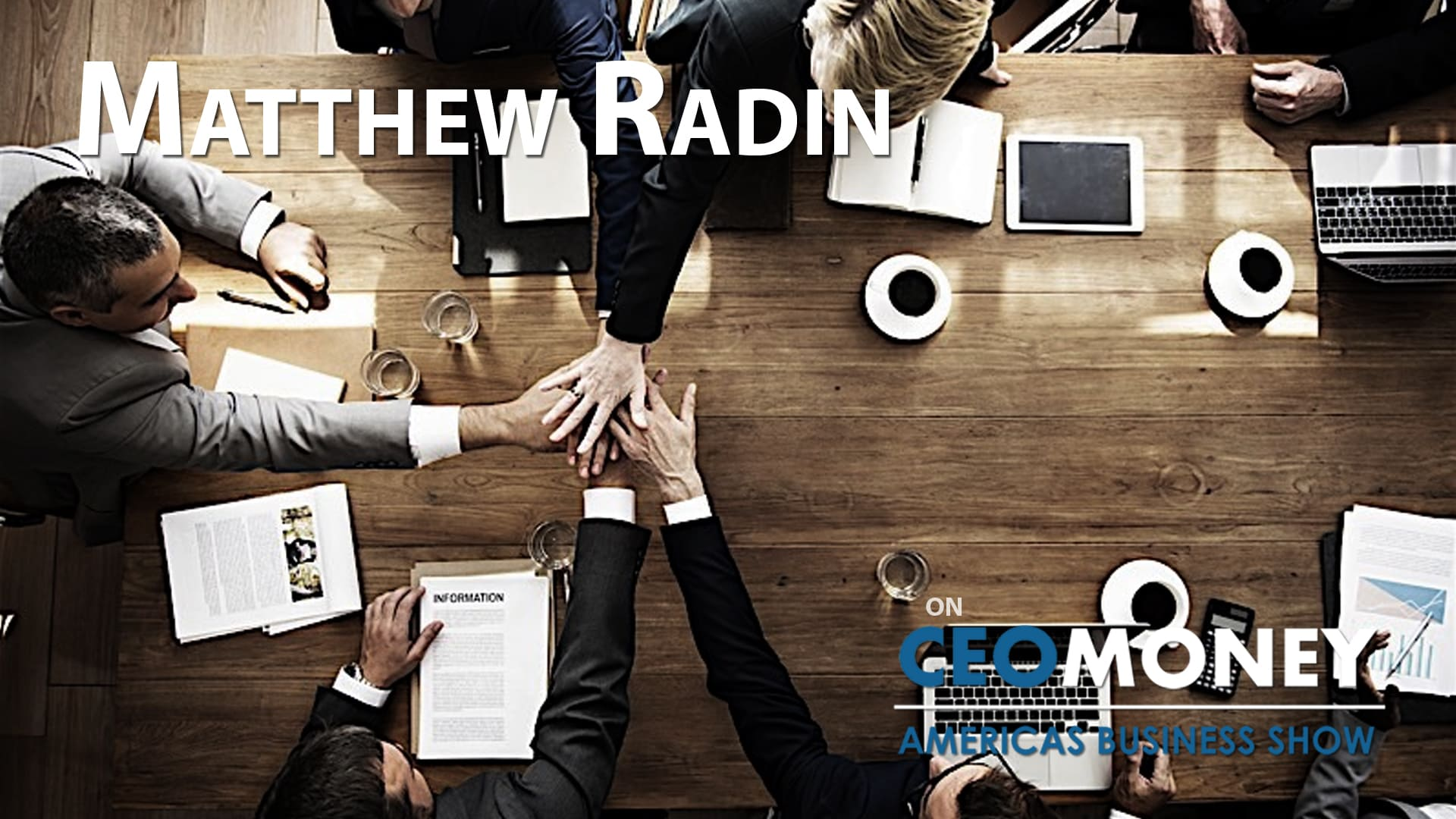 Matthew Radin talks how managed joint ventures facilitate realtors in closing transactions