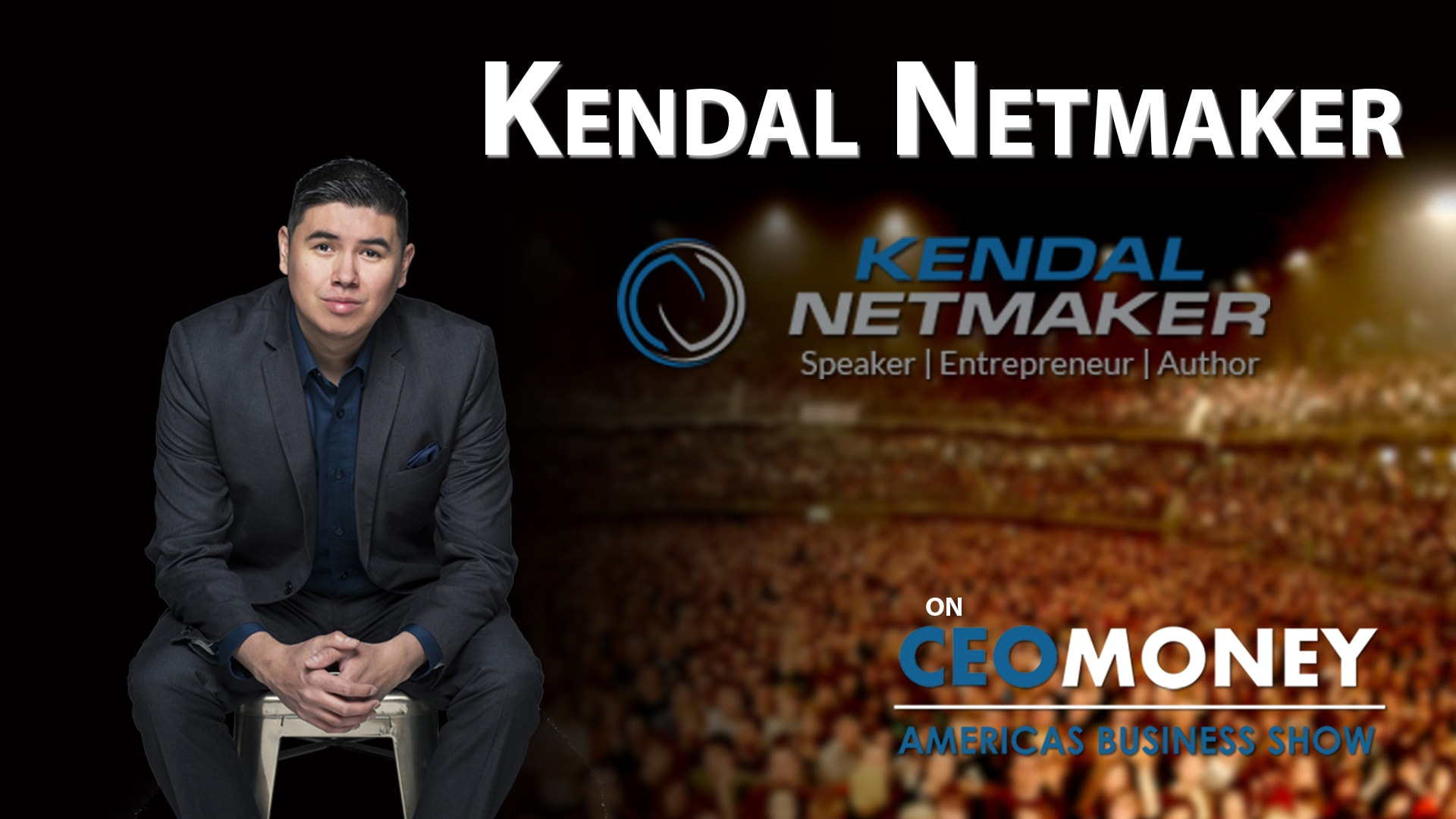 Kendal Netmaker helps entrepreneurs overcome obstacles and create lasting brand impact