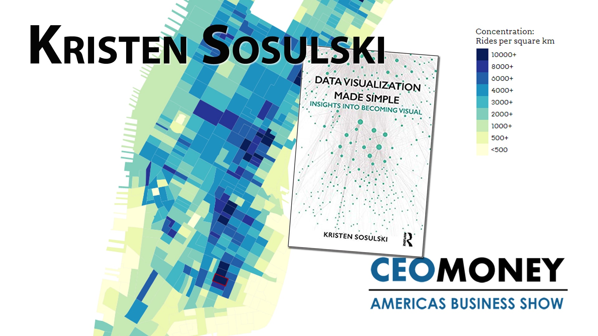"""""""Data Visualization Made Simple"""" teaches leaders how data visualization can help improve their business"""