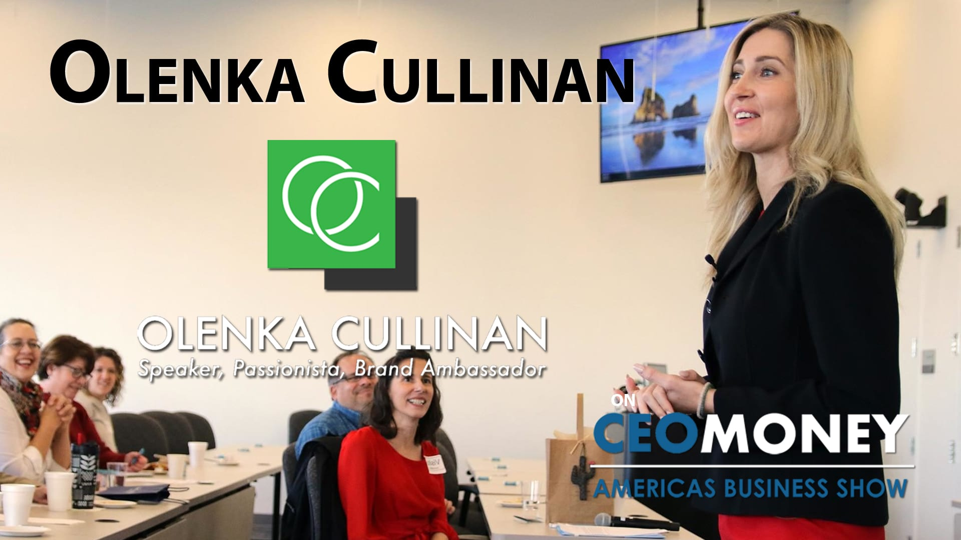 Olenka Cullinan talks why it is essential to include millennial and women leaders to empower brands