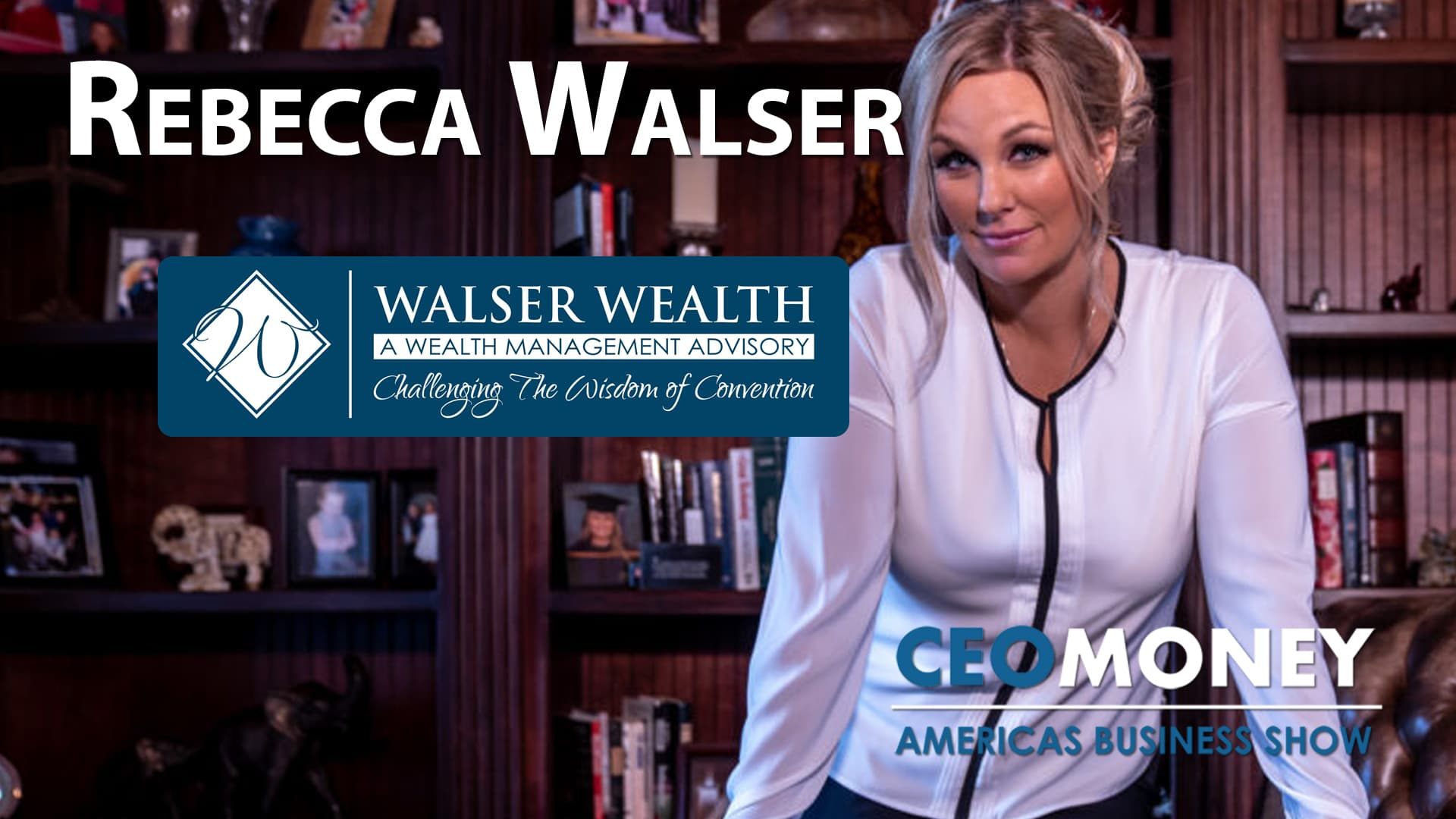 Top 100 US Advisor Rebecca Walser on what is wrong with your 401k