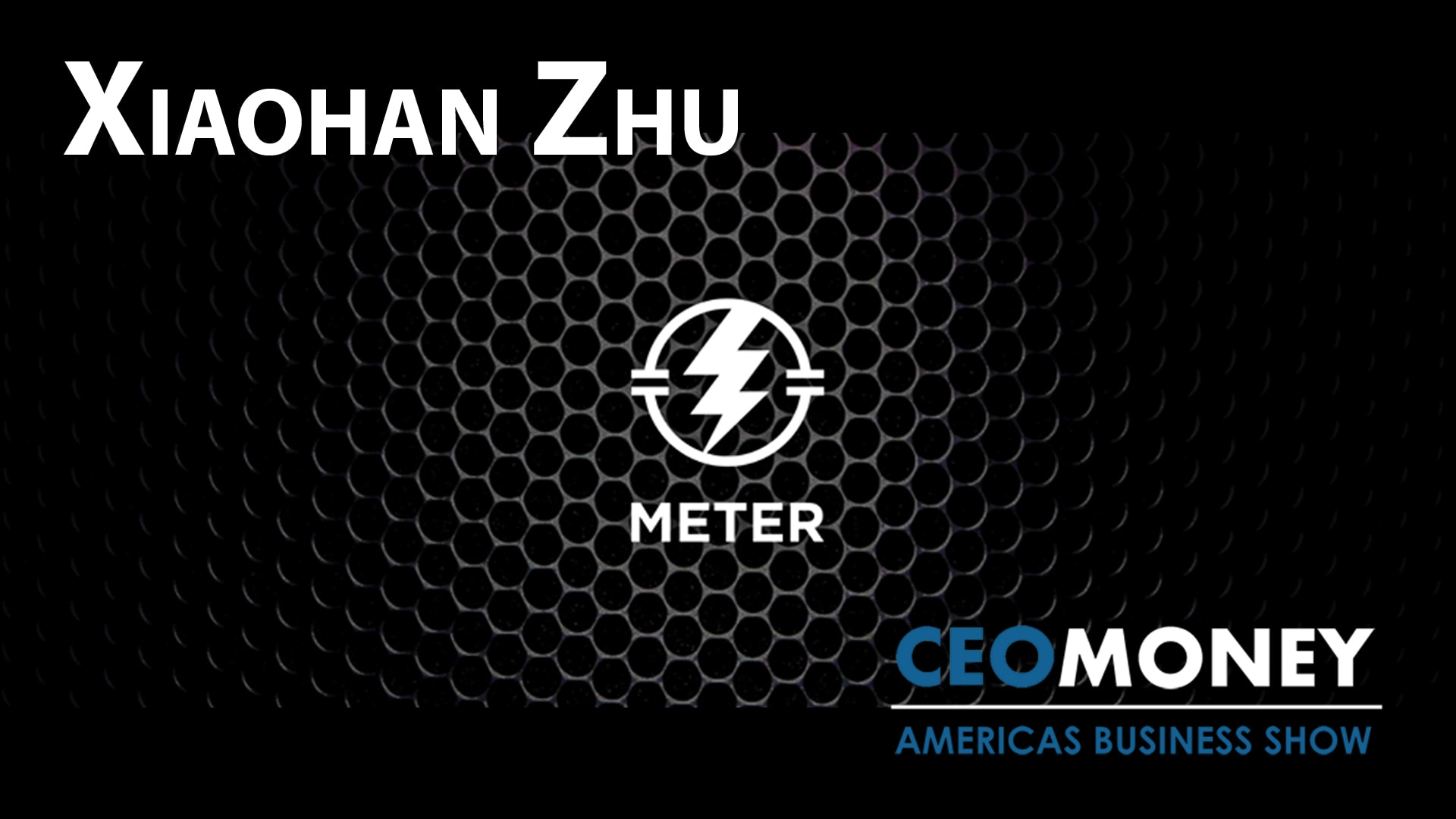 Xiaohan Zhu created Meter to be a value stable digital currency with high transaction performance