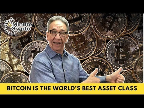 Bitcoin Is The World's Best Performing Asset Class