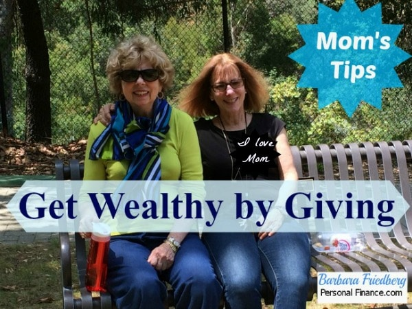 Get Wealthy by Giving – A Guide to True Contentment