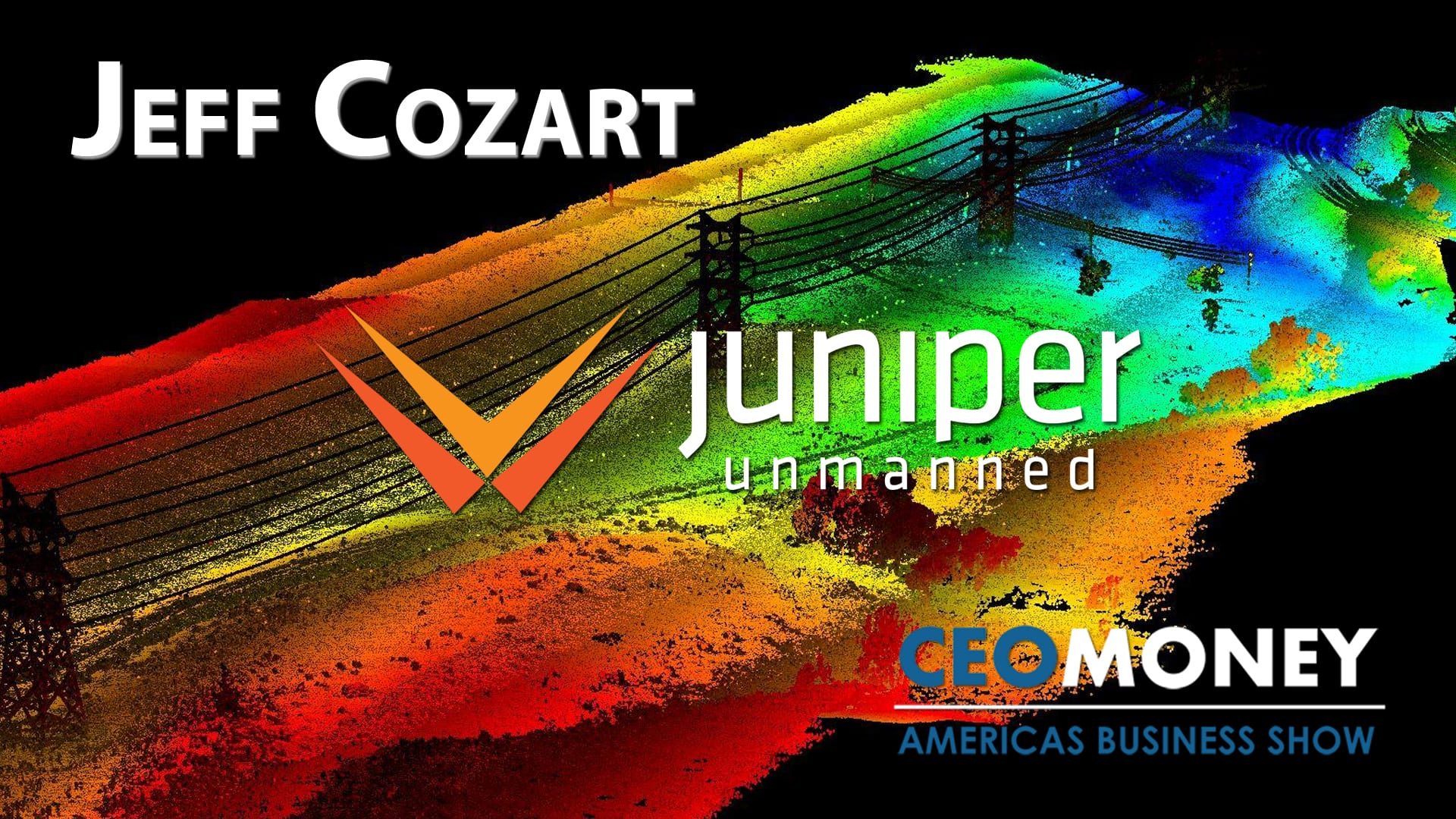 Juniper Unmanned stands out with advanced software for their survey drone tech
