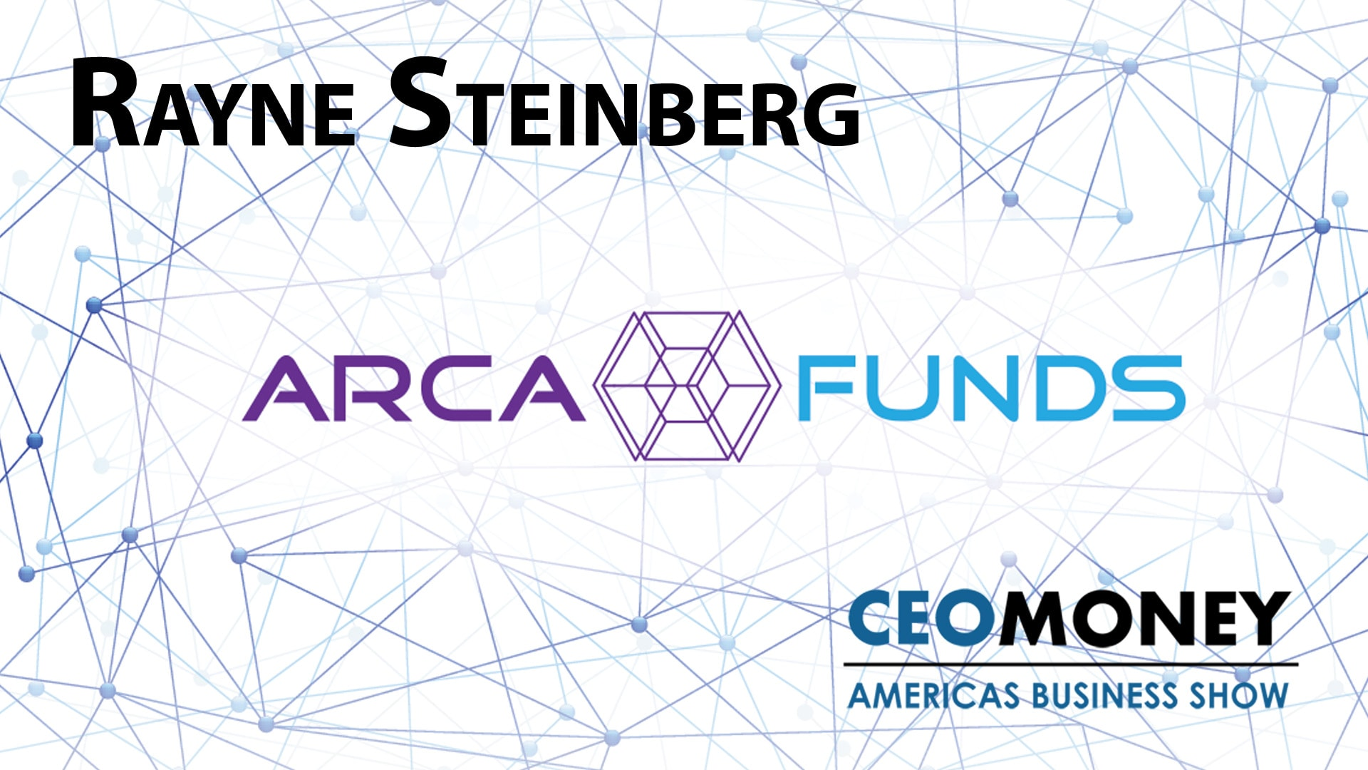 Arca is creating a new financial standard combining the best of traditional centralized finance with blockchain technology