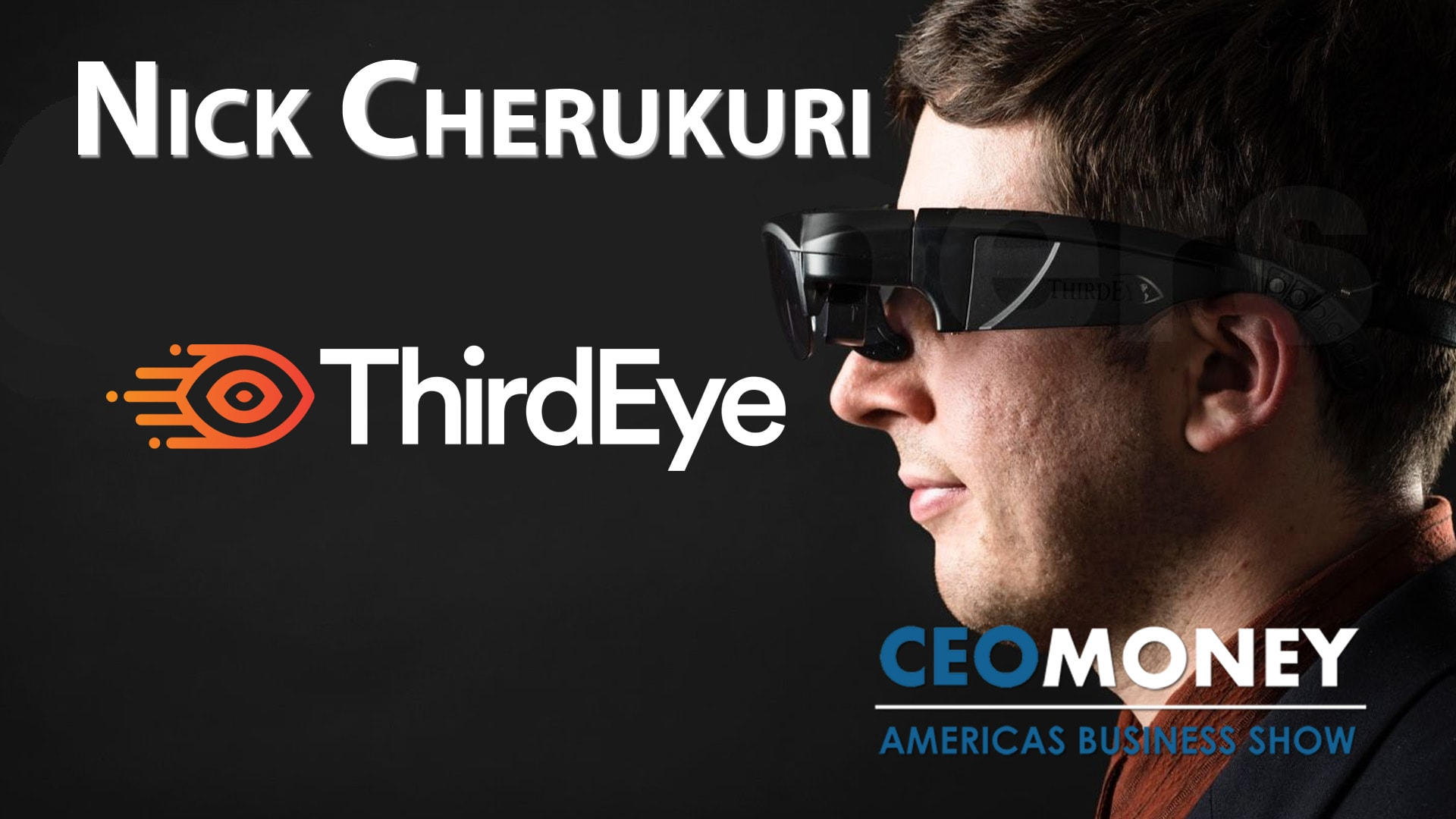 ThirdEye Gen is developing the next generation of Augmented & Mixed Reality glasses